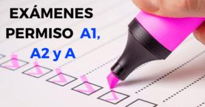 test permiso a1. a2 y a