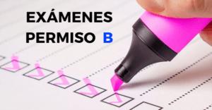 test para el permiso B