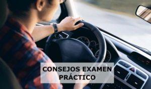 consejos para aprobar el examen práctico del coche