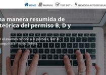 vialtest página web con test de la dgt